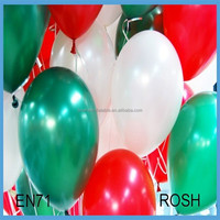 2015 Colorful Party Decor Rubber Balloon