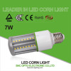 Factory price 7w led bulb corn bulb replacement bulb indoor/outdoor