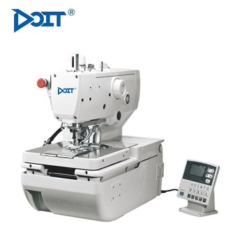 DT9820-A Computer direct drive eyelet button holing sewing machine price