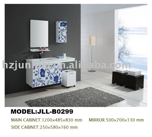 PVC Bathroom Sanitary Ware