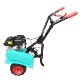Walking Behind Factory Supply Ducar Engine 4 Stroke Terraced Farm Tilling Machine Tractors For Sale Ditching Power Cultivator
