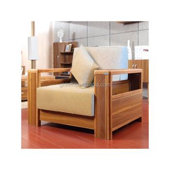High Density Foam Sofa Cushion Wooden