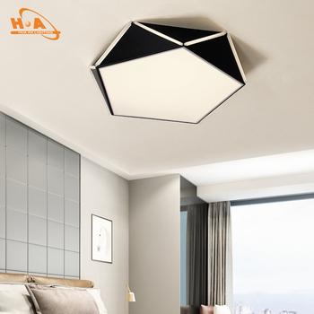 Beautiful Design Irregular Bedroom Ceiling Lights
