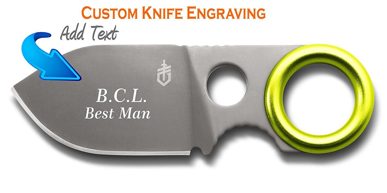 Custom Engraved Gerber GDC Money Clip 30-000883