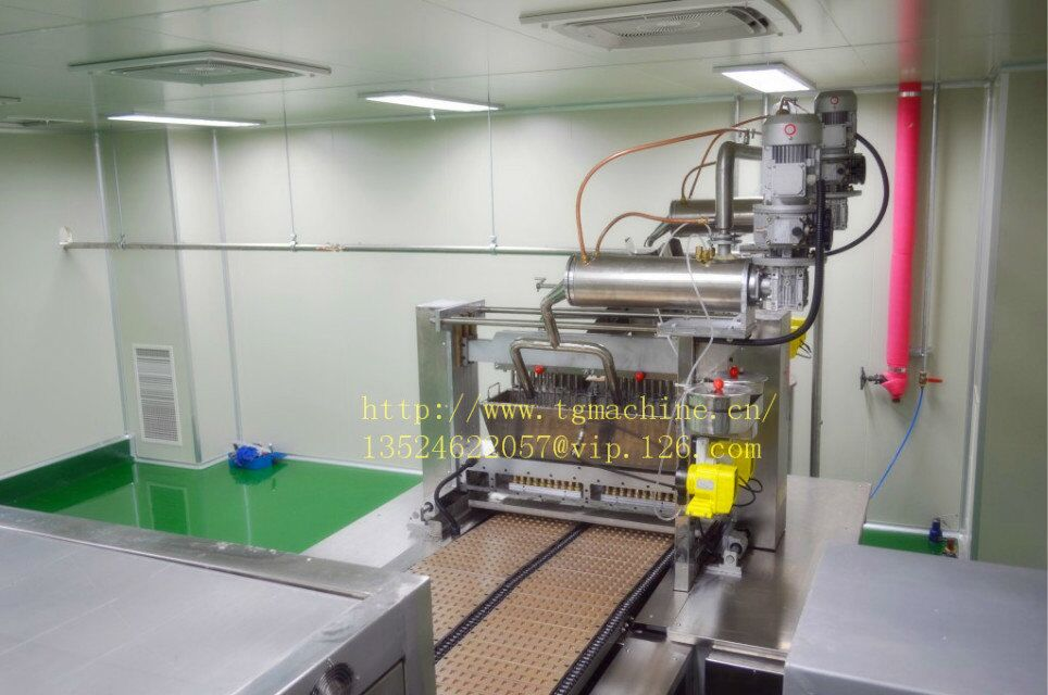 Pectin Jelly Bear Depositing Machine /Jelly Candy Making Line