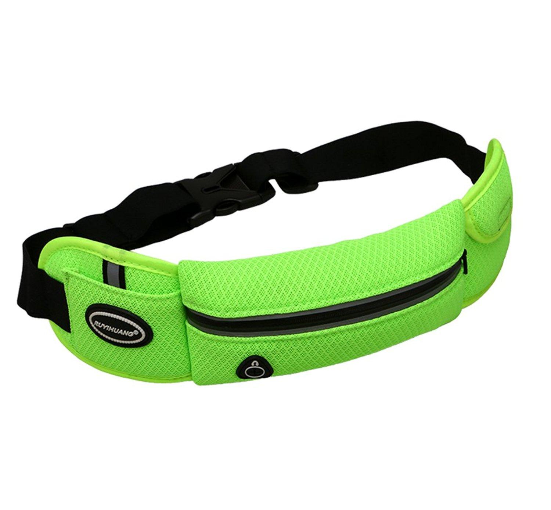 Genda 2Archer Sports Fanny Bag Running Waist Pack Runner Belt Small Travel Money Belt