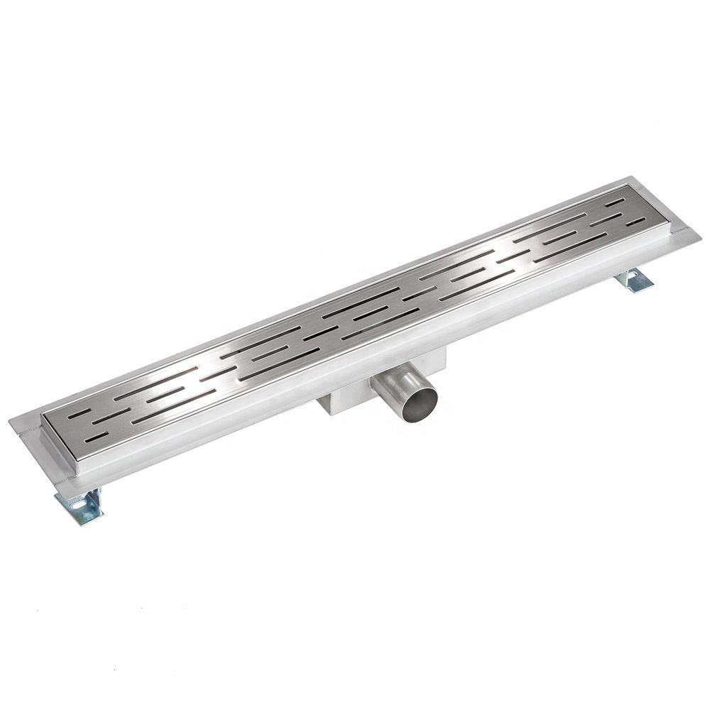 SS304 SS316 with high quality stainless steel linear <strong>drain</strong> for outdoor floor drainer/ bathroom accessories of GOOD QUALITY