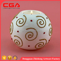 Buy Wholesale hand painted glass candle holder in China on Alibaba.com