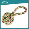 Simple Cheap Handmade Cotton Rope Large Tennis Ball