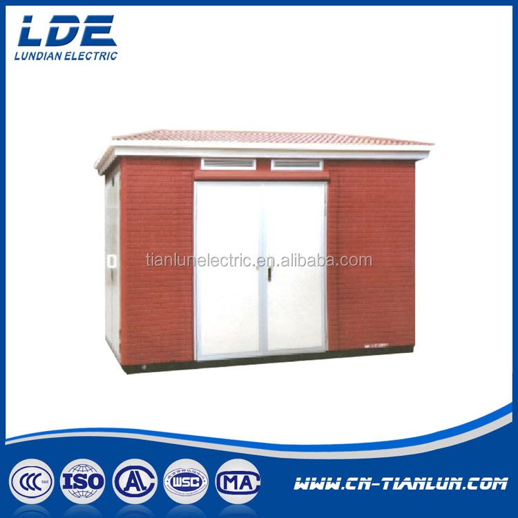 YBM29-12 Type (12/0.4kV)Outdoor Prefabricated Substation