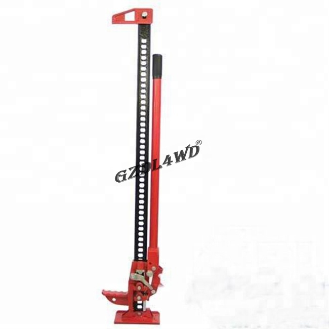 4WD offroad recover Hi lift farm jack 48 ''60''high ยกแจ็ค 7000lbs/7700lbs ความจุ