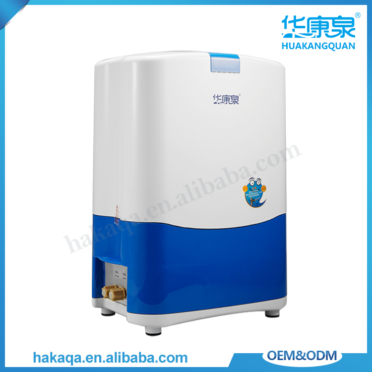 2016 Household kitchen countertop ultra filtration membrane 6 stages national water purifier