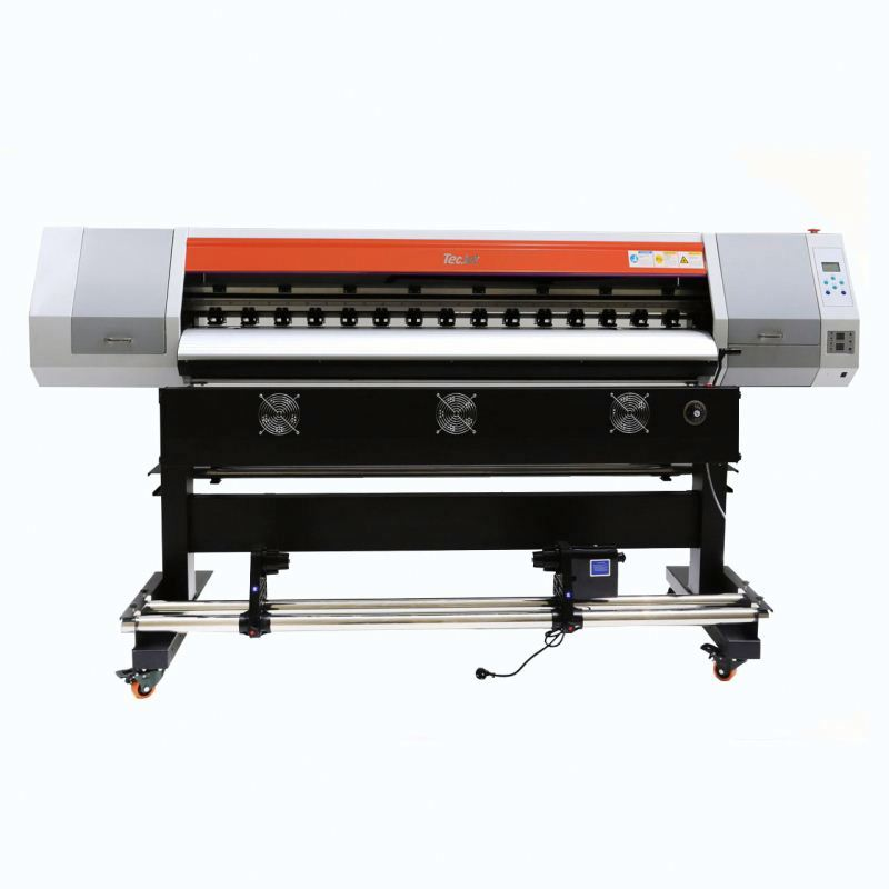 multicolor digital t shirt printing machine/eco solvent printer in shanghai