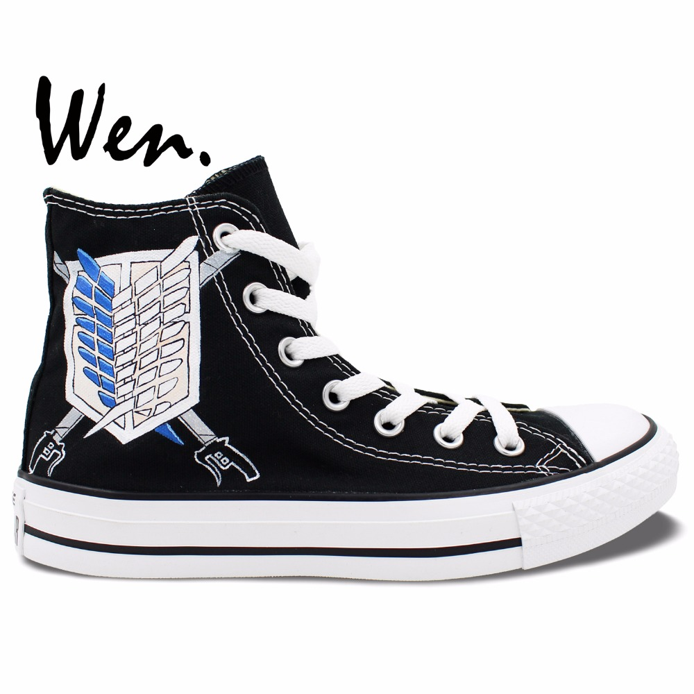Ali Express High Top Shoes