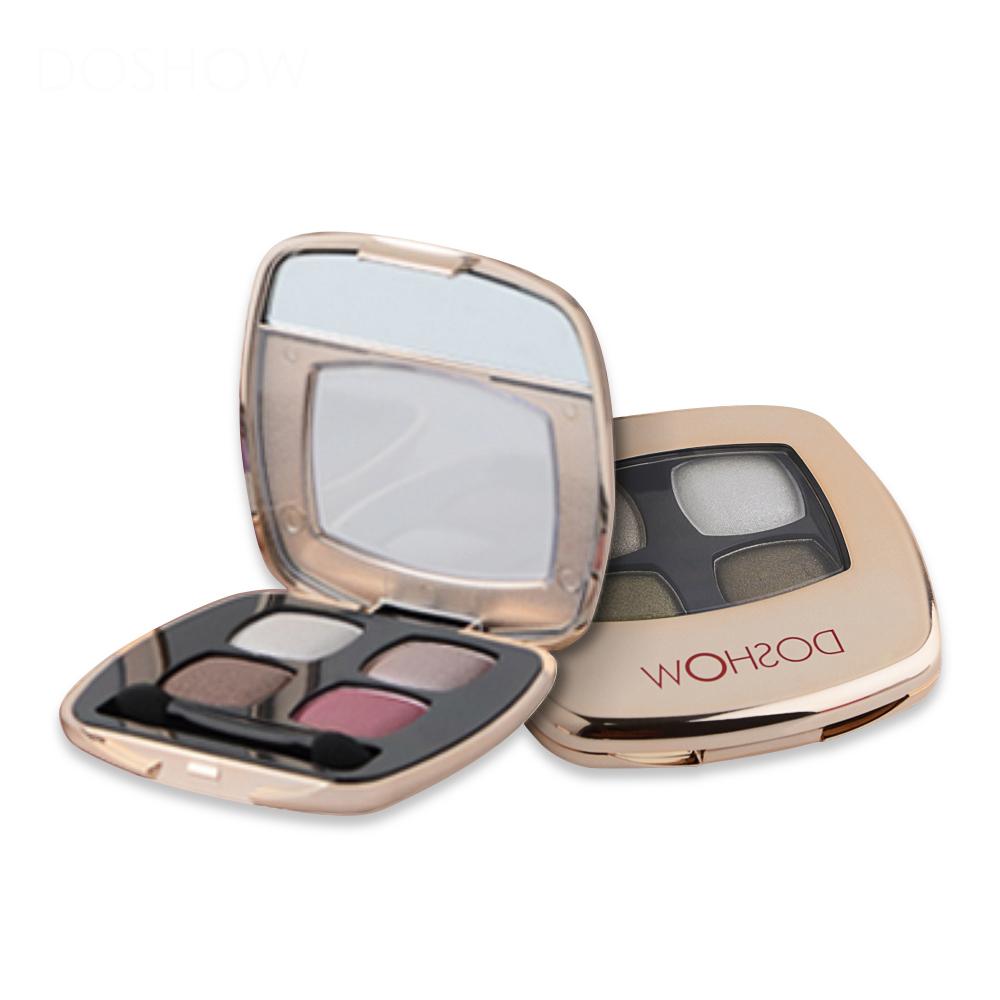 Doshow Cosmetics 4 Color Loose Glitter Eye Makeup Cream Color