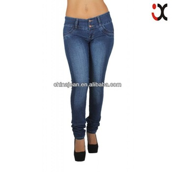 2f18e0557 2017 new style very very hot sexy colombian butt lift jeans wholesale china  JXL20094