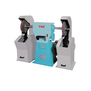 Universal specification handle buffing wheel machine manufacture for stainless steel parts