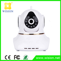 Wireless P2P Network IP Camera Pan/Tilt Baby Pet Monitor Wifi Cam Iphone/Android Home Use IP Camera