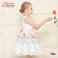 2016 Kids Dresses Princess Frocks Design Flower Girl Dress First Communion Dresses