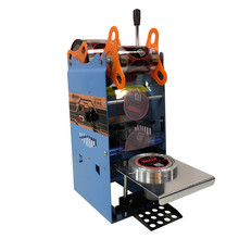 Handleiding Plastic <span class=keywords><strong>Bubble</strong></span> <span class=keywords><strong>Tea</strong></span> Cup Sluitmachine WY-802F/802F-12