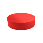 Recycled cardboard Solid Color Round Candy Box Gift Box