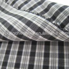 Yarn Dyed T Shirt Fabric, 100% Cotton Twill Check Flannel Shirt Fabric
