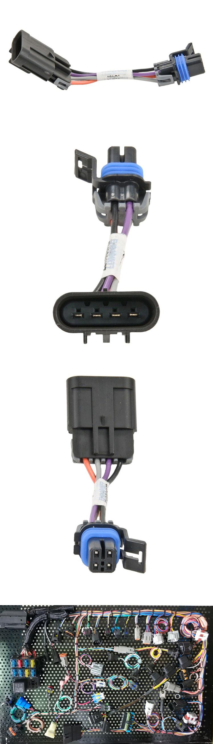 Fuel pump wiring harness kits custom assembly