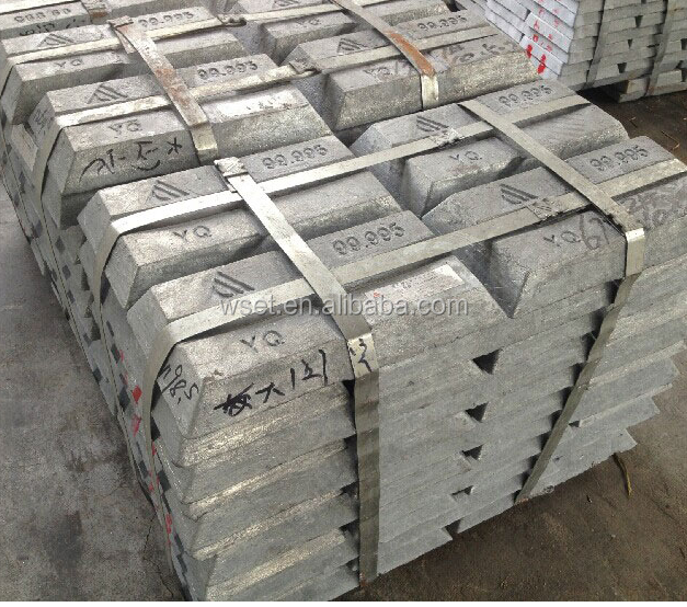 zinc ingot 99.99% 2018 HOT SALES