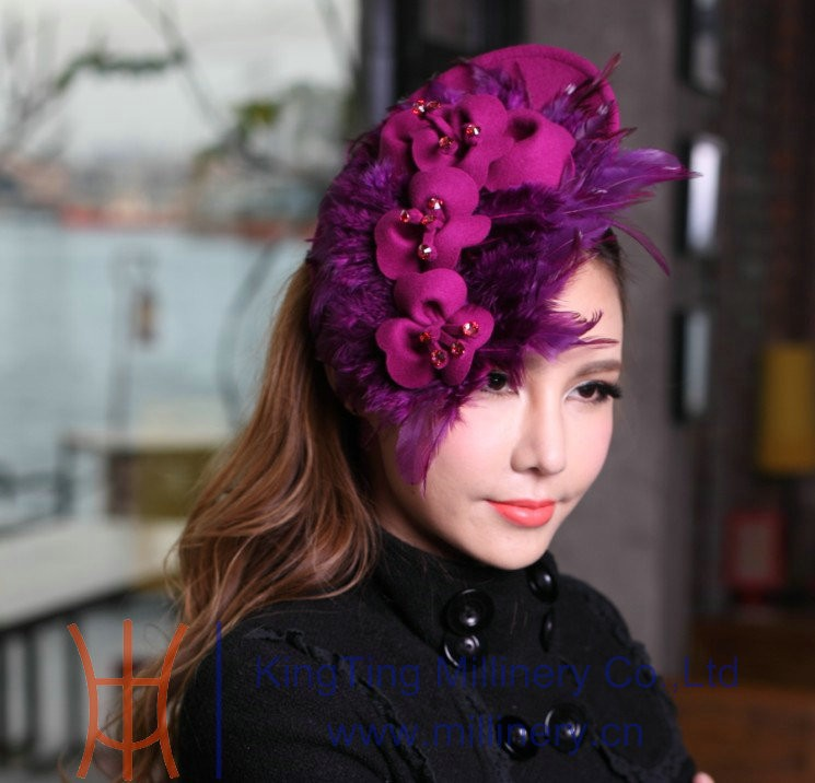Wedding Fascinators And Hats Or For Carnival