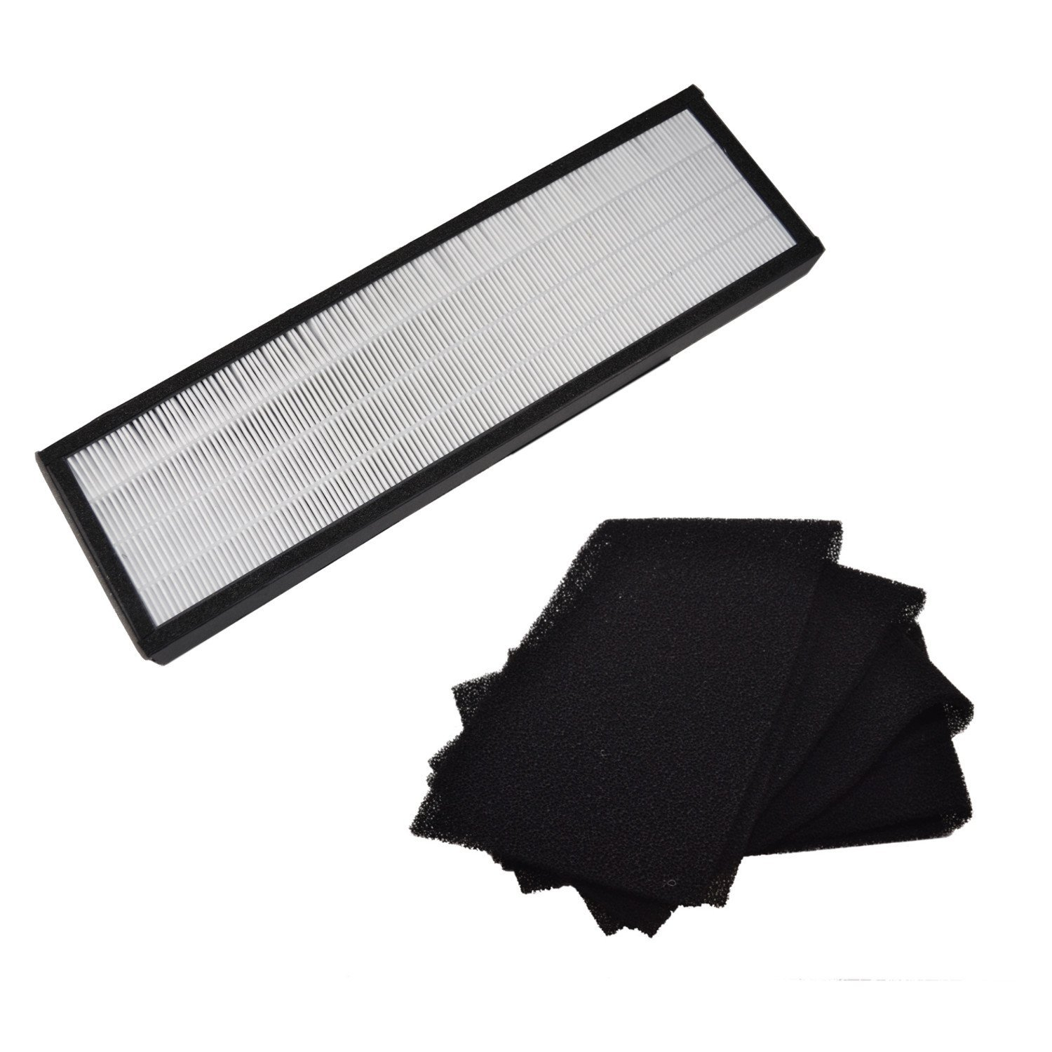 Buy Hqrp 2 Pcs Filter B   4 Pcs Carbon Filters For