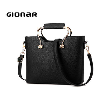 2017 New Design Leather Small Cute Black Stylish Best Cool Messenger Bags  For Women 2c28e92a2eb2e