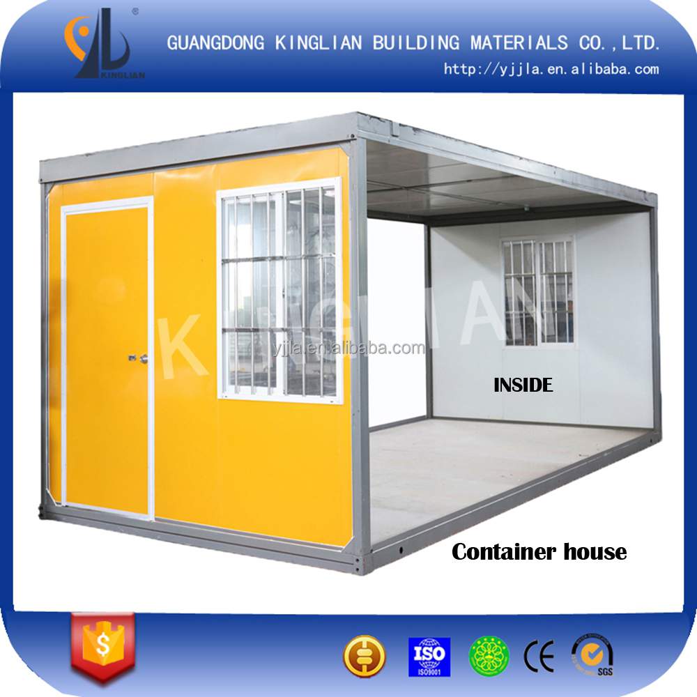 Hot-sale 20GP Size Foldable Container House