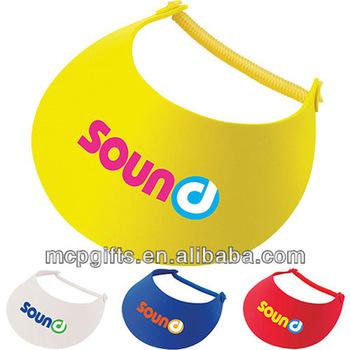 1b3d998eeb43f Promotional Eva Foam Sun Visor Hat