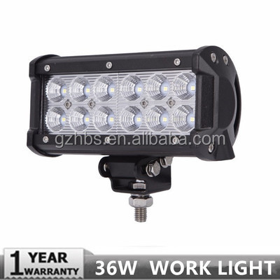 Wholesale Factory Price 36W Car Led Light Offroad Led Work Light