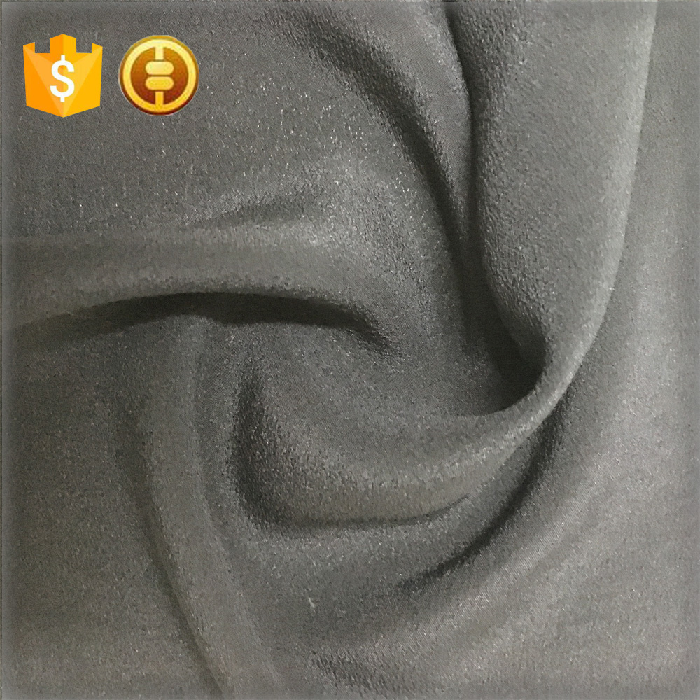 12mm 100 pure dyed silk crepe de chine silk fabric