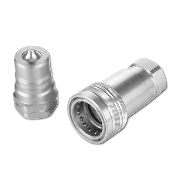KSA-08F/M air quick disconnect coupling ISO 7241-1A