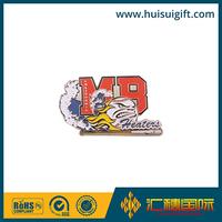 wholesale promotional fashionable high quality cloisonne enamel lapel pin