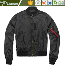MA1 US Military Army Combat Air Force Flight Bomber Pilot Jacket for MEN