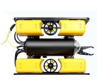 Underwater Robot with Arm Autonomous Portable Underwater Robot Subsea submarine