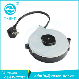 Automatic Extension Power Cord Reel Retractable,Spring Loaded Cable Reel