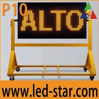 Popular in Middle East P10 LED Open Closed Text Sign
