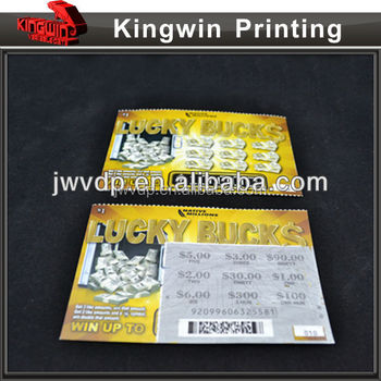 The questions Codes on scratch off lottery tickets | Mega win