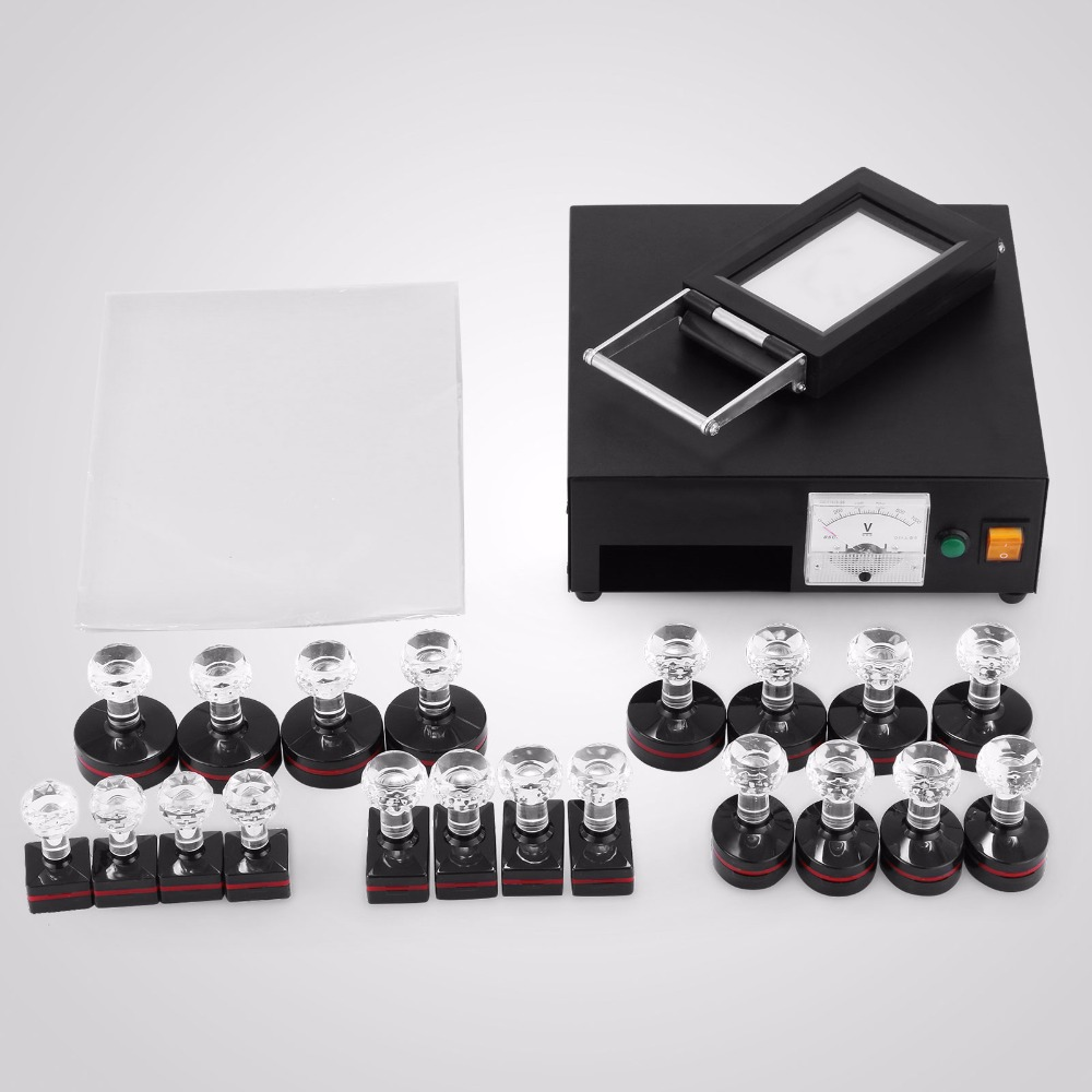 Photosensitive Seal Machine 2 X Exposure Self Inking Flash Stamp Seal Maker Flash Stamp Machine Selfinking Stamping Making