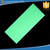 Top Rated Supplier Reflective Products Glow In Dark 3M Material Luminescent Vinyl Sticker,Photoluminescent Self Adhesive Vinyl