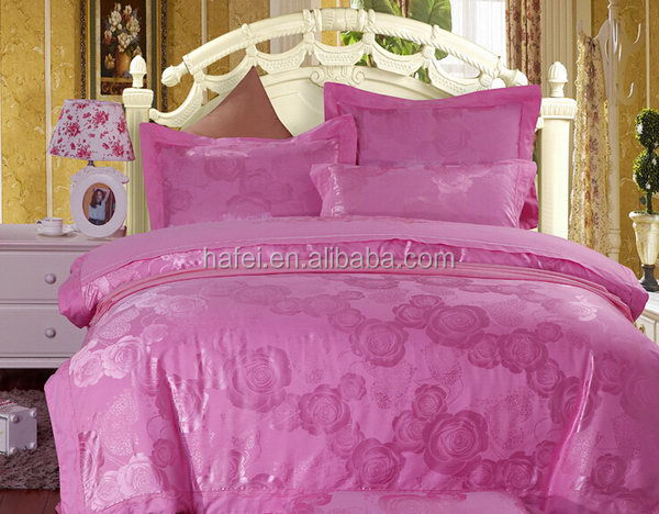 Contemporary hot selling cotton bedding set/bed sheet