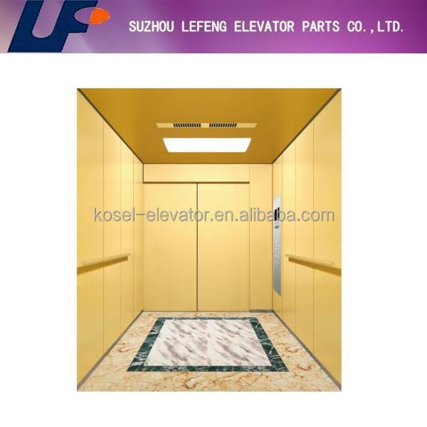 warehouse cargo elevator/electric goods freight elevator lift
