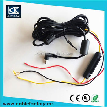car fuse box szkuncan dc cord with fuse with cable protection fuse for car fuse