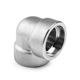 forged elbow stainless steel socket weld elbow CL3000 S90E ASME 16.11 Pressure Resistance pipe fittings