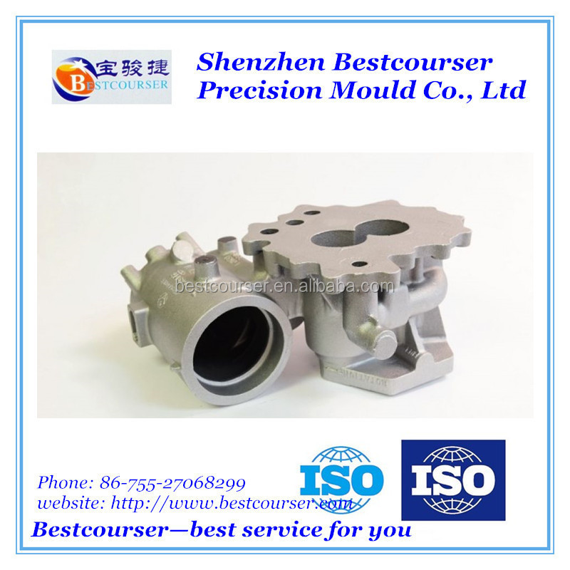 New Condition and Engineers available to service machinery oversea After-sales Service Provided Die Cast Mould