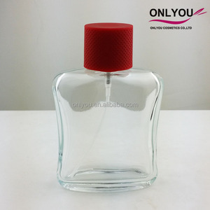 Red Customized Fragrance Eau De Cologne French Perfume